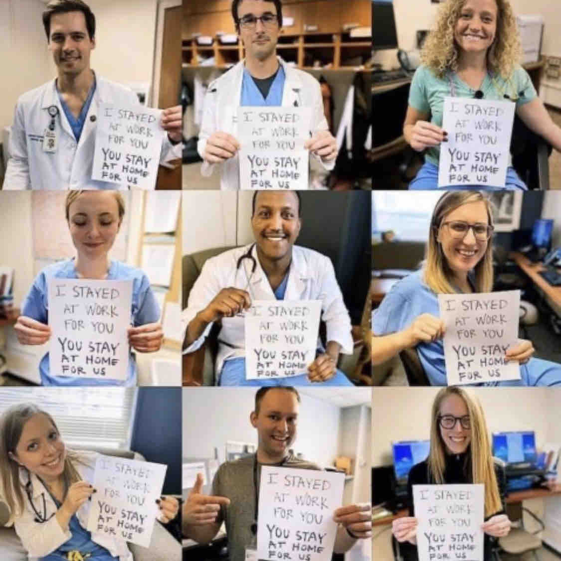 Fundraiser By Colin Campbell : Feed ED And ICU Heroes