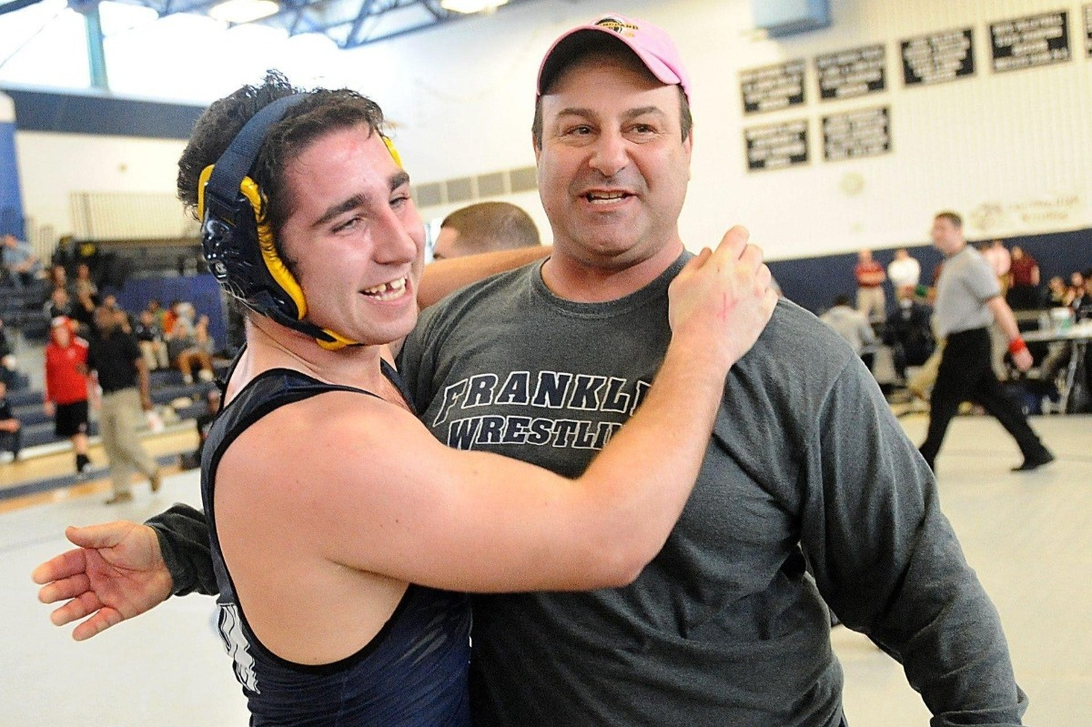GoFundMe for FHS wrestling coach: Carmine Colace