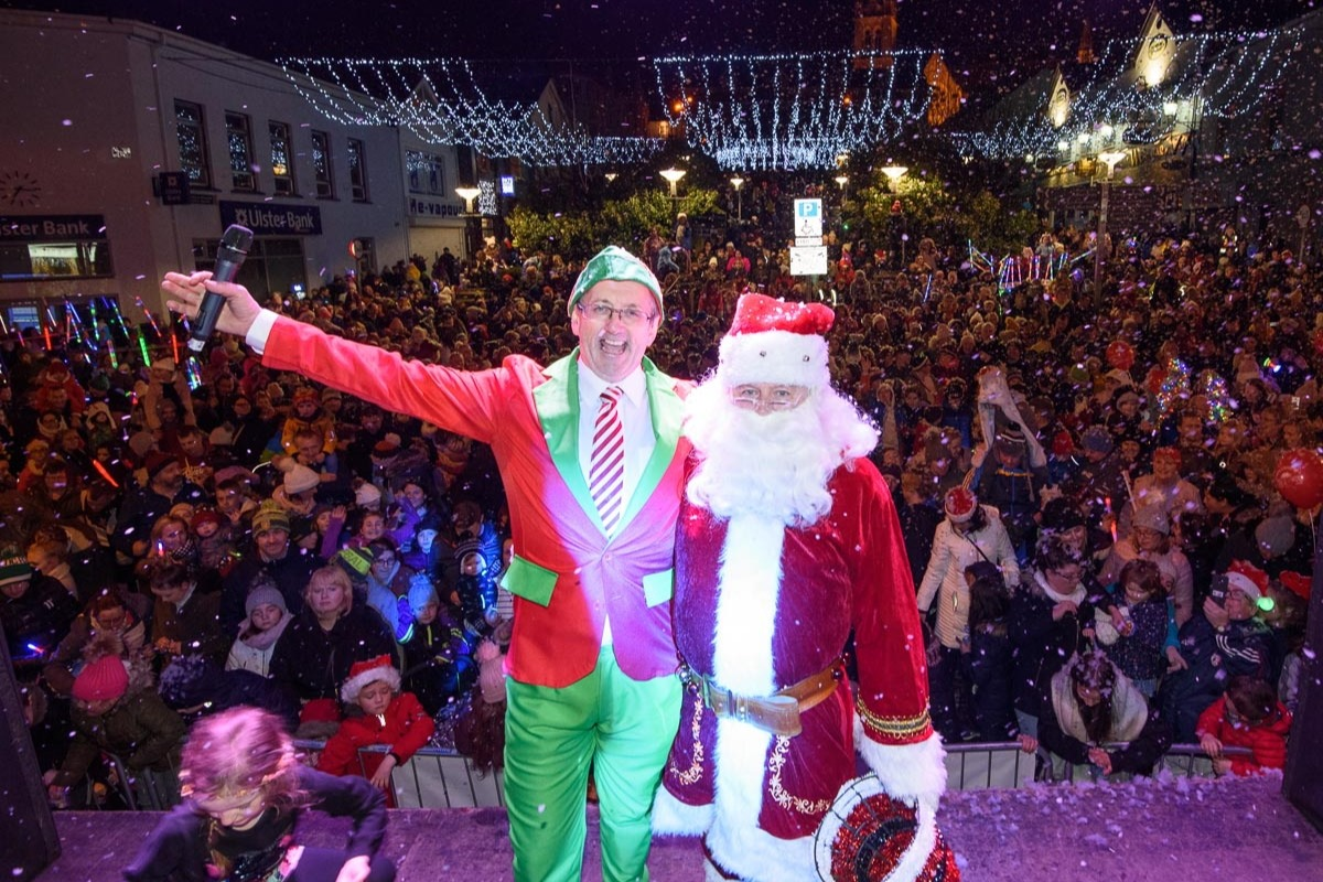 Letterkenny Christmas Special 2020 Fundraiser by Letterkenny Chamber : Light Up Letterkenny Christmas