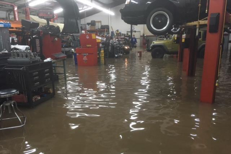 Fundraiser by Wallace Longstride : AutoShops Hurricane Relief Fund