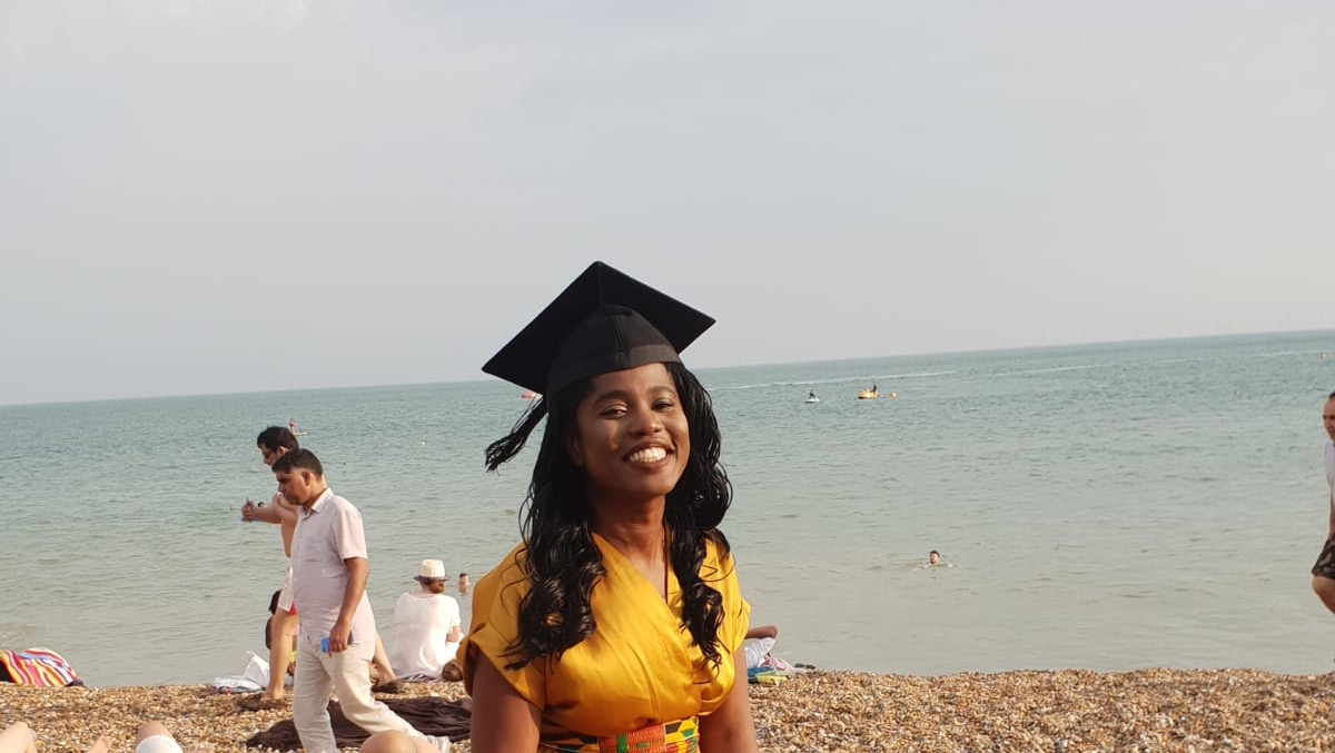 Fundraiser by Susuana Amoah : Help the Black Gallerina finish her PhD!