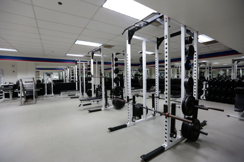 Fundraiser by Solomon O\'Neil : Weight Room Start Up Equipment
