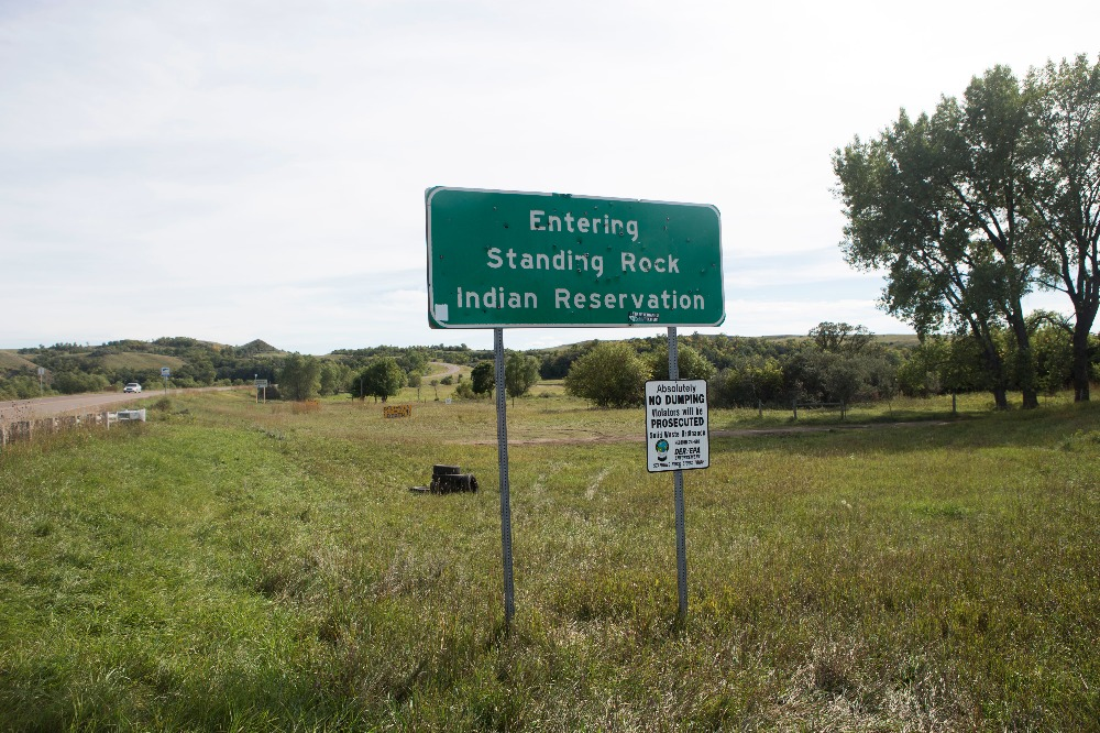 standing rock indian reservation - 1000×667